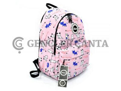 promosyon pembe sırt çantası