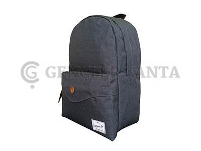 promosyon füme sırt çantası