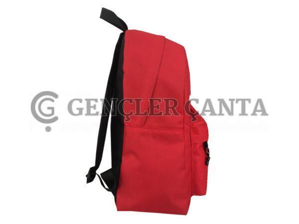 kırmızı promosyon çanta