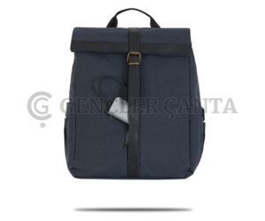 promosyon lacivert sırt çantası